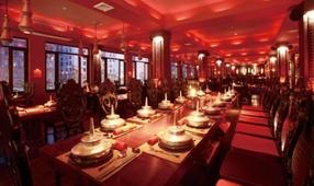 restaurant lost heaven à Shanghai