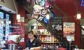 restaurant mexicain Shanghai