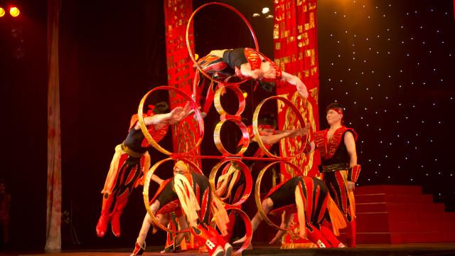 Le Grand Cirque de Shanghai