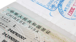 Getting a student visa in China