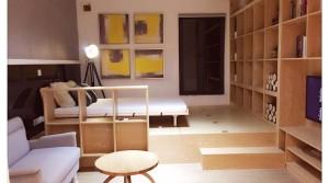 Studio 40m² dans la Concession française