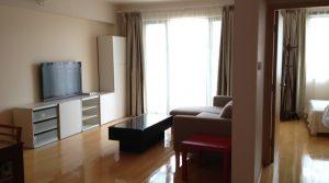 Appartement de 90m² à Huai West Road avec 2 chambres et 2 salles de bain