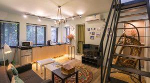 Superbe loft de 70m² à Wu Yuan Road