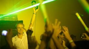 Electro music nightclubs