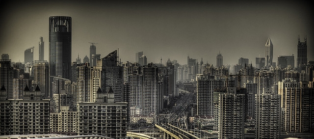 Chinese real-estate: Prices are rising!