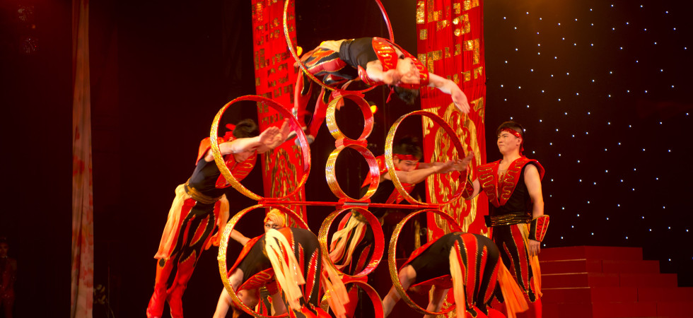 The Great Shanghai Circus
