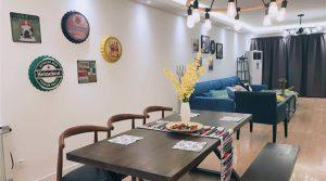 Appartement sur Ju Lu Road, 3 chambres,138 m²